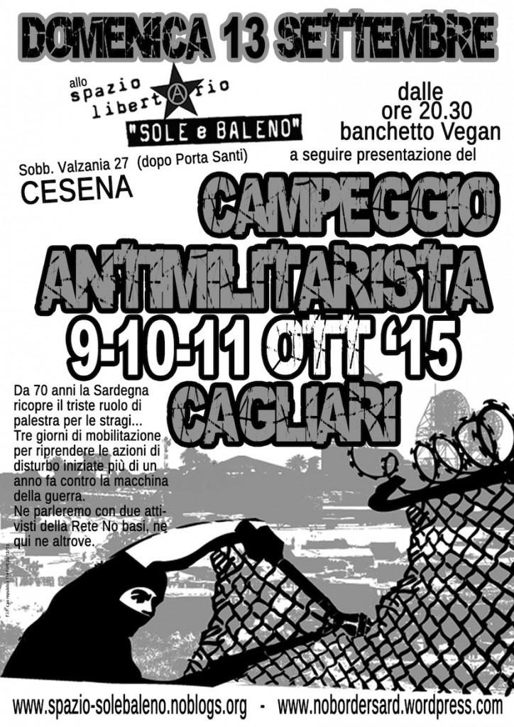 Campeggio antimilitarista_BN